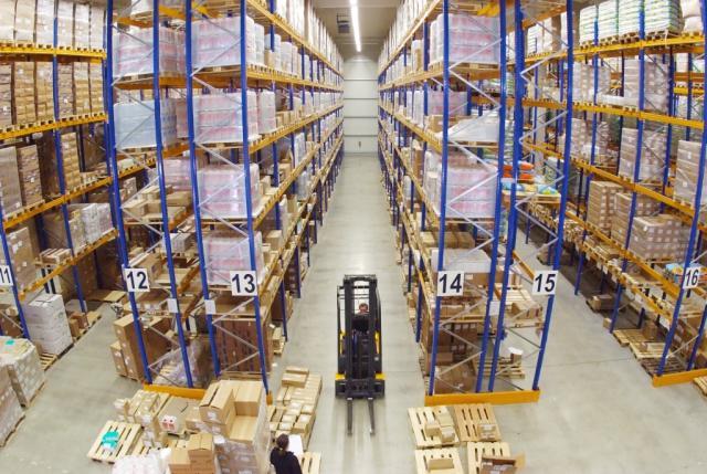 Работа на складе логистической компании DPD Гамбург, 1300€ нетто