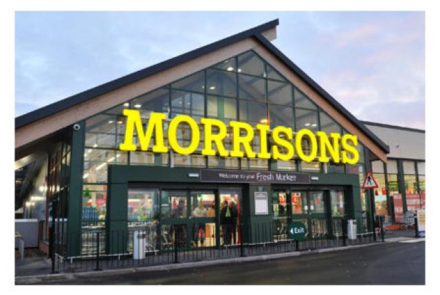 Работа на складе Morrisons в Corby