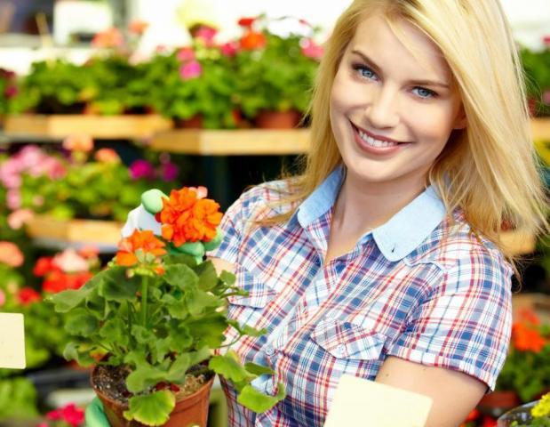 Работа в Германии на цветочной фабрике