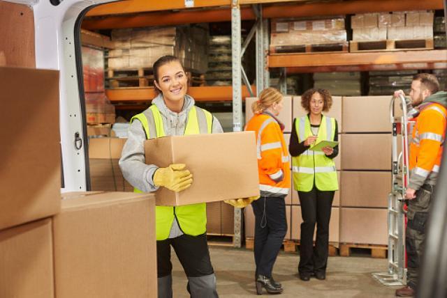 Работа в Англии на фабрике, Newport