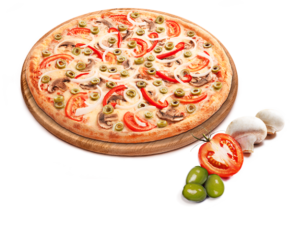 Нужны двое поваров на выпекание пиццы
