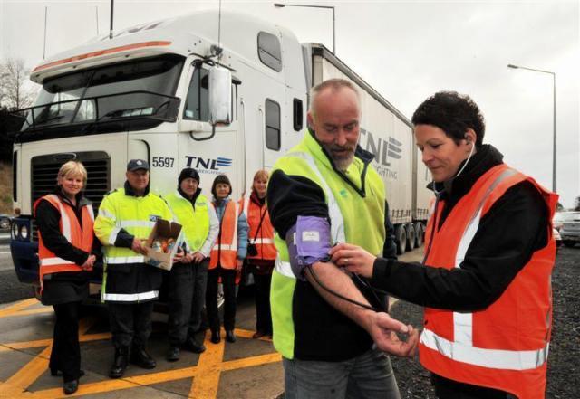 Требуются медсестра в Чехию (осмотр водителей)