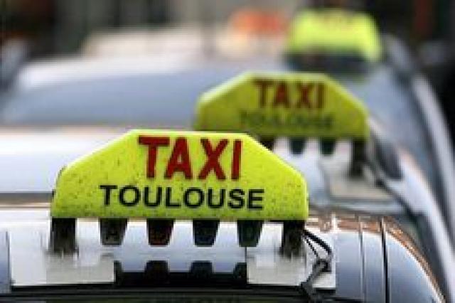 Новой службе такси требуются водители во Францию
