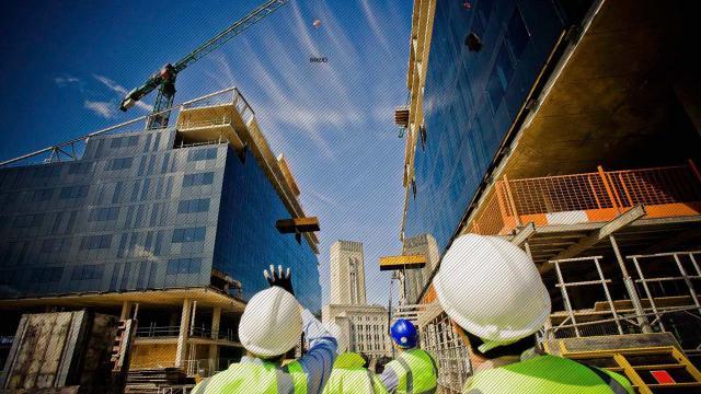 Проводится набор строителей в Германии