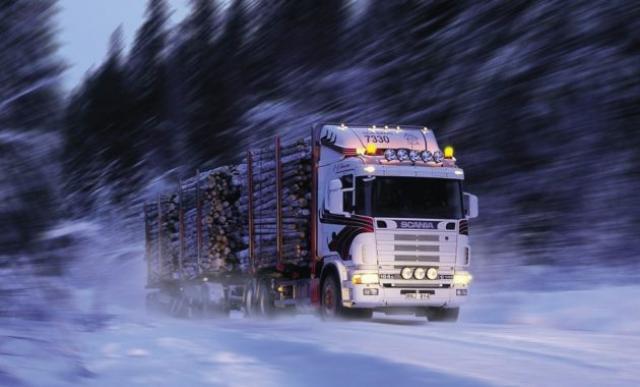 Приглашаем на работу водителей в Данию