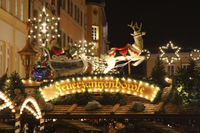 Вылет на работу в Германию к новогодним праздникам