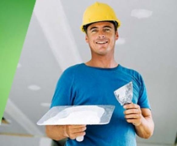 Маляр ищет работу в Швеции. Шпаклевка стен и потолков.